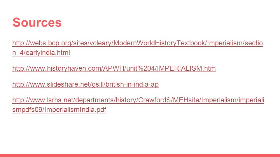 Imperialism in India By: Athina and Maddie  Discussion