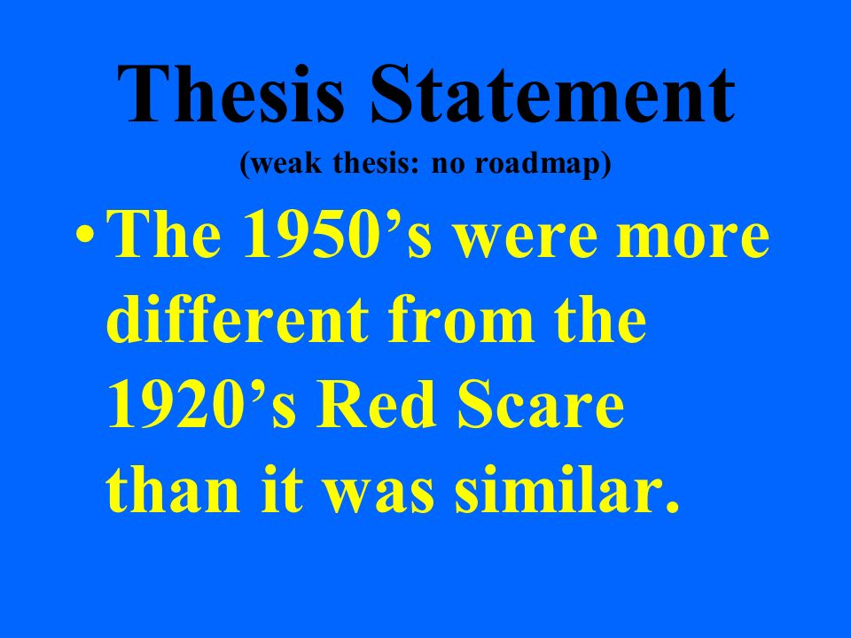 Thesis Statements Topic Sentences And Analysis Common