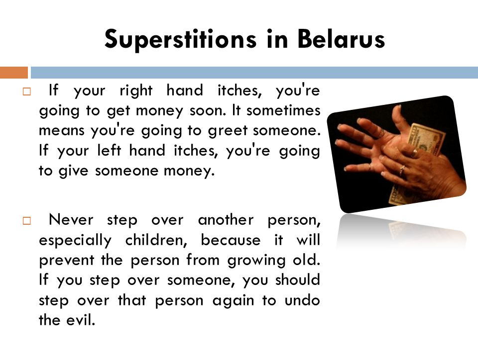 What Does It Mean When Your Right Eye Itches Superstition