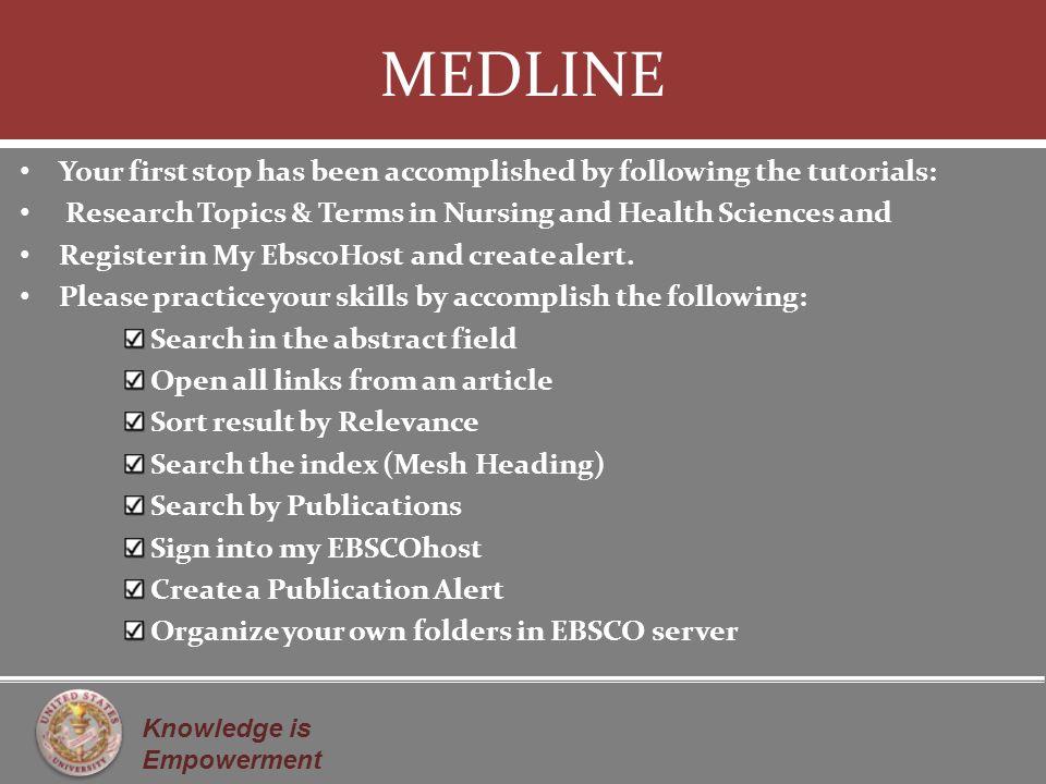 research topics in nursing field