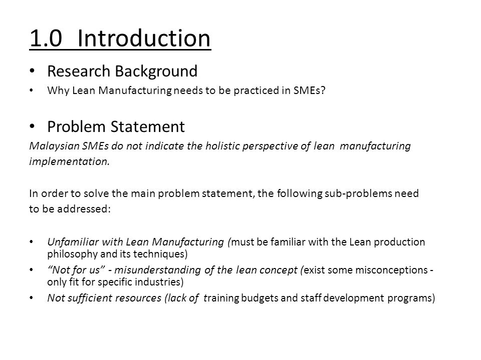 research problem examples