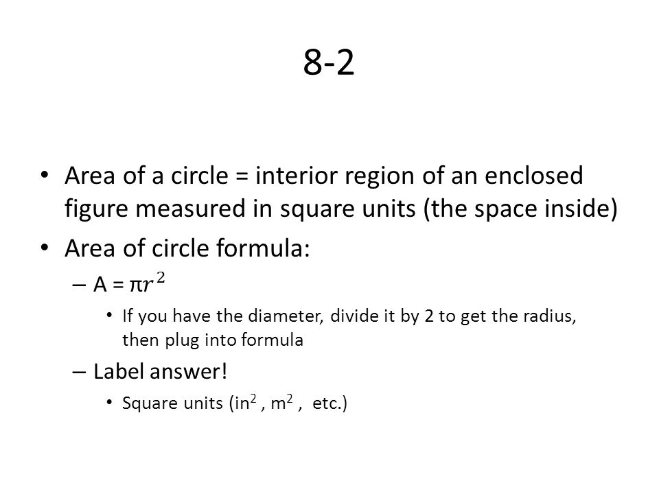 Geometry Unit: Chapter 8 Test Review Chapter 8 Lessons ppt