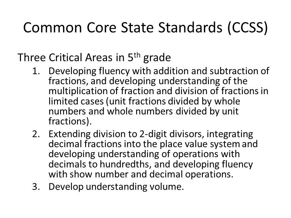 common core 5th grade math unit 3