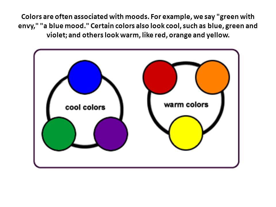 Schemes The Color Wheel Can You Recognize All The Colors By Name