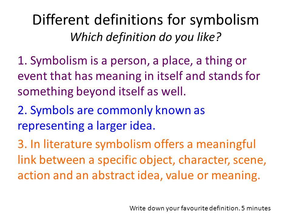 Tutorial Outline 1 Defining Symbols 2 Symbols Game 3 Reading The