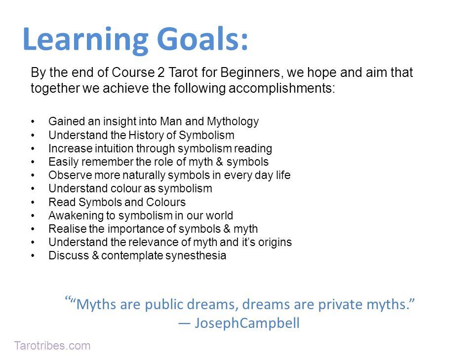 Course Description Discover Secrets Behind Tarot Reveal Symbolism