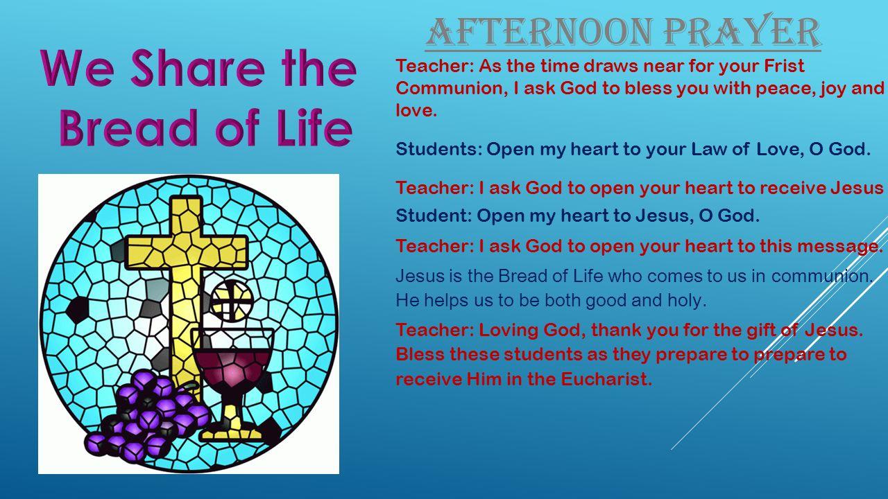 open your heart to love jesus
