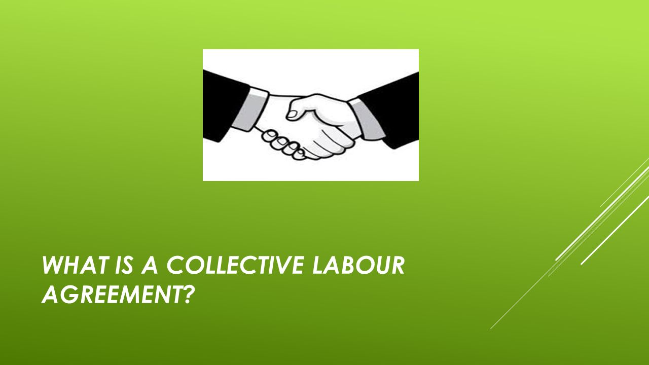 What is a collective