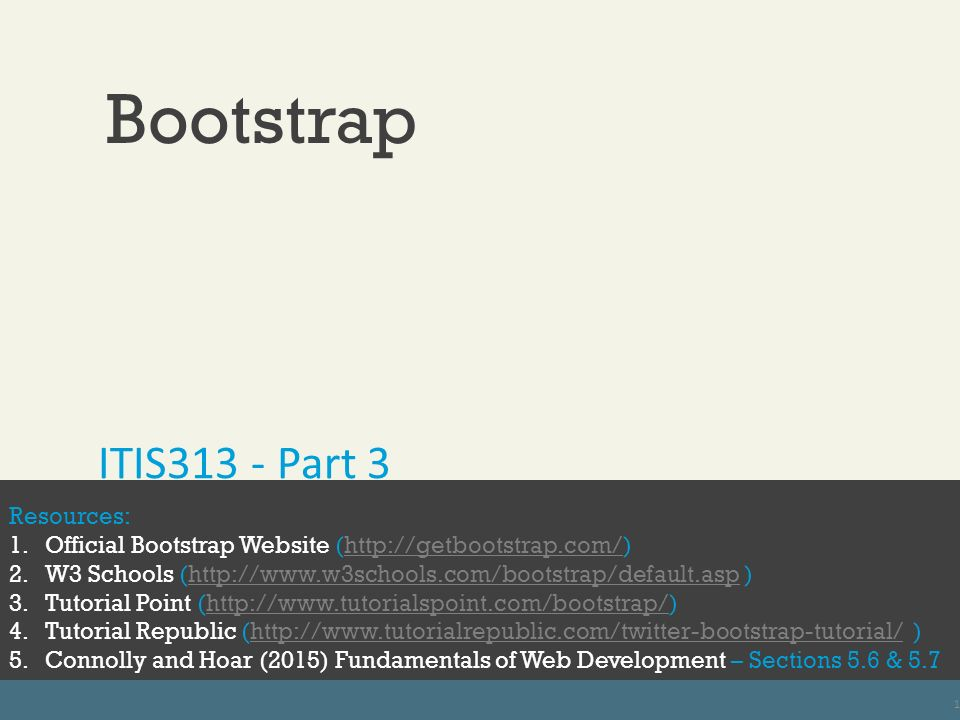 BOOTSTRAP 4 ICONS W3SCHOOLS - CSS Navigation Bar