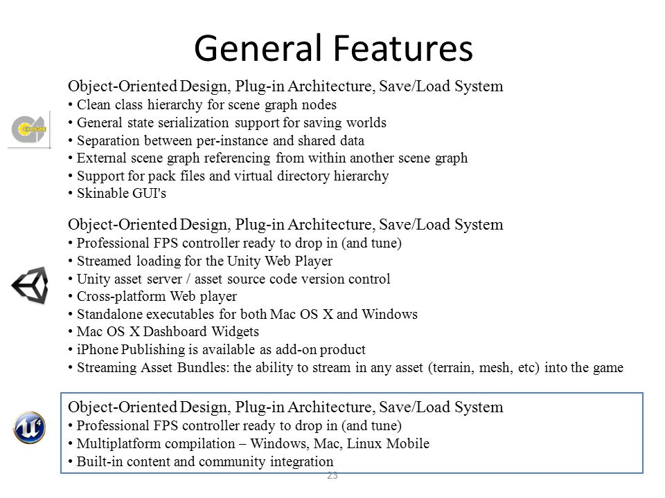 Game Engines IMGD Pedagogical Goal Your technical skills should not