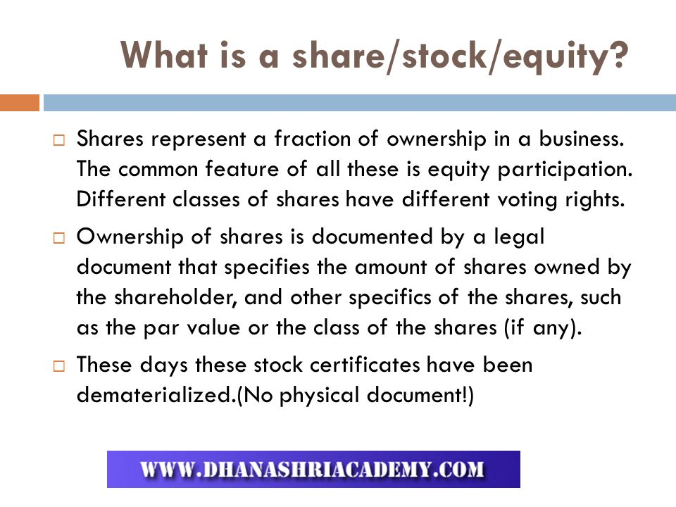 Stock Markets What Is A Stock Market A Stock Market Or Equity
