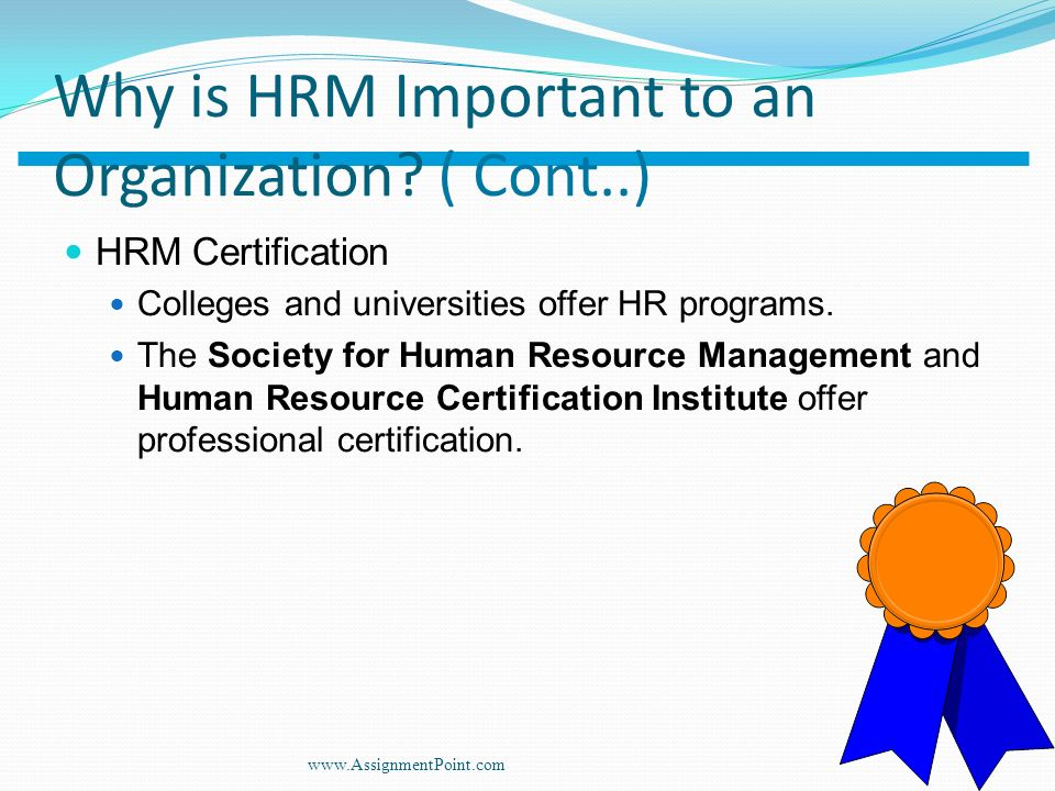 Chapter 2 Fundamentals Of Hrm Fundamentals Of Human Resource