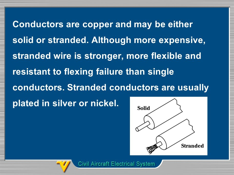 Chapter 2 Electrical Components. The satisfactory performance of any ...