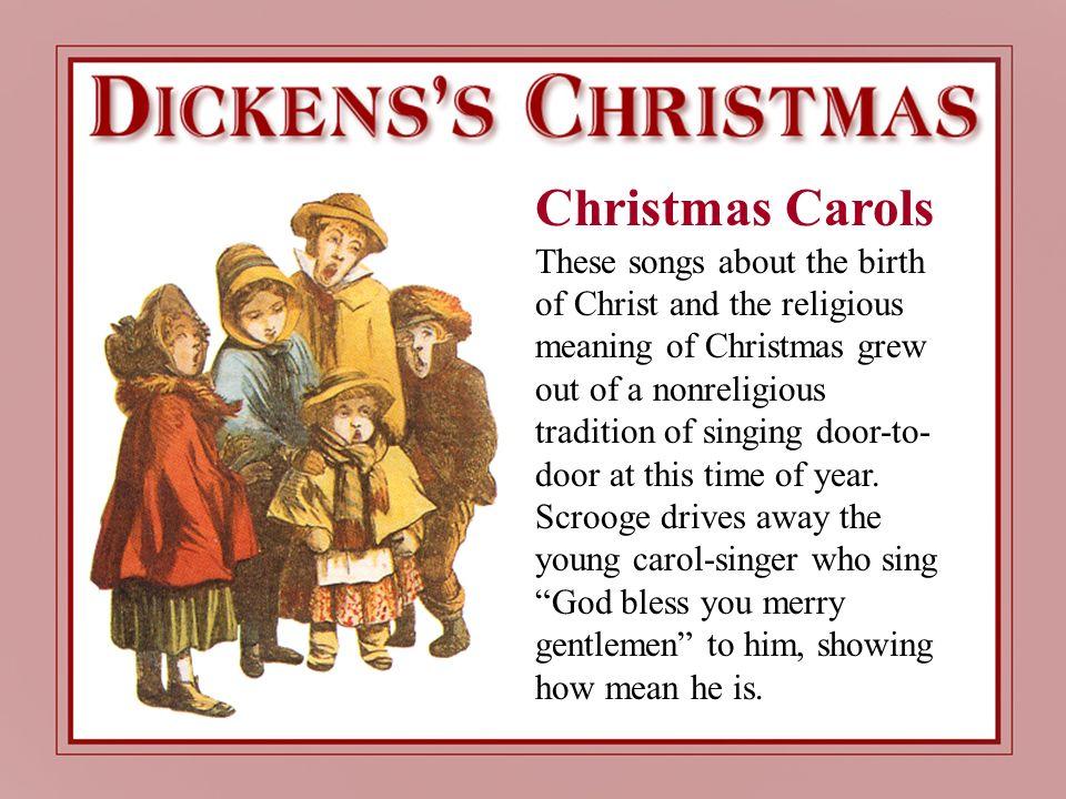 Christmas Carol Meaning.Christmas Carol Meaning Woestenhoeve