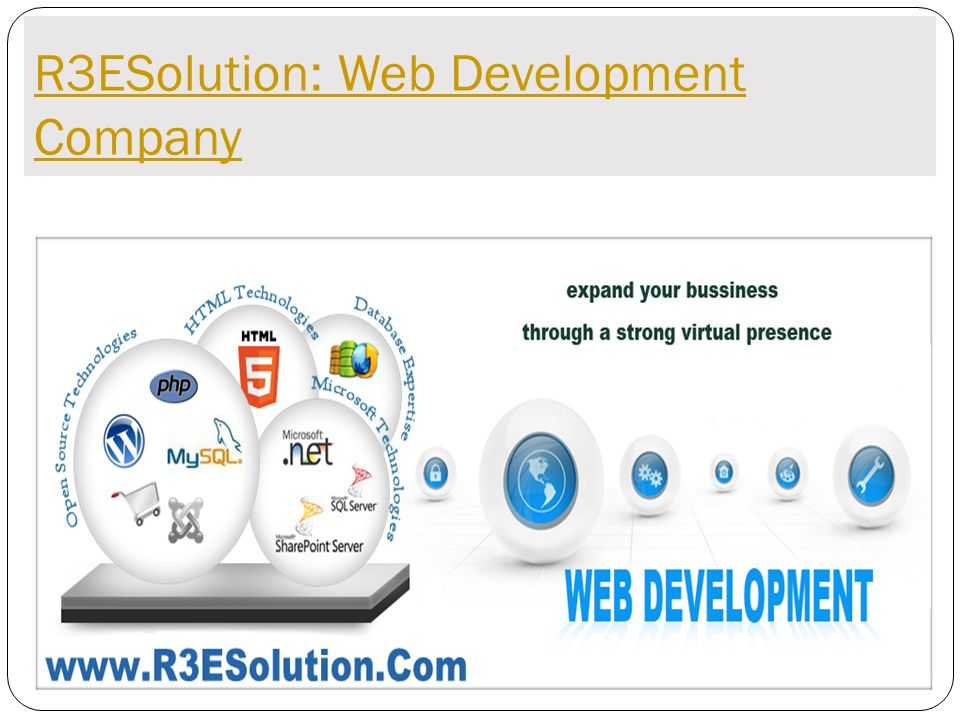 R3ESolution: Web Development Company  ABOUT US R3ESolution is your