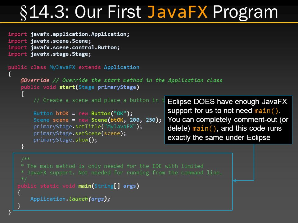 How To Run Javafx Program From Command Line JavaBuddy How to