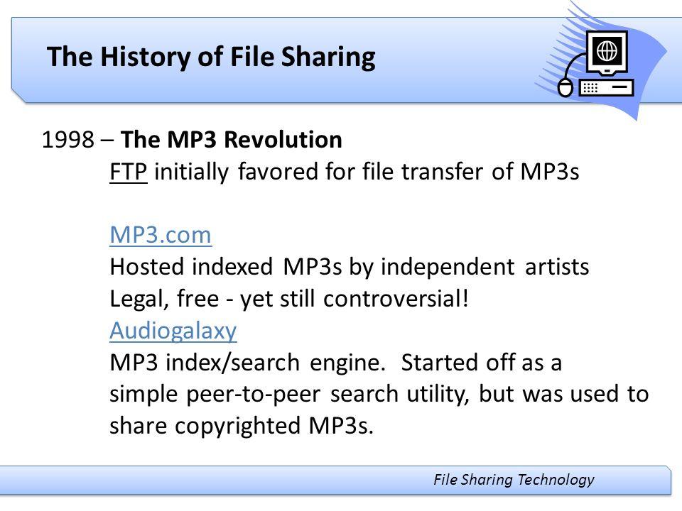 FILE SHARING TECHNOLOGIES By R  Li Casanova COSC ppt download