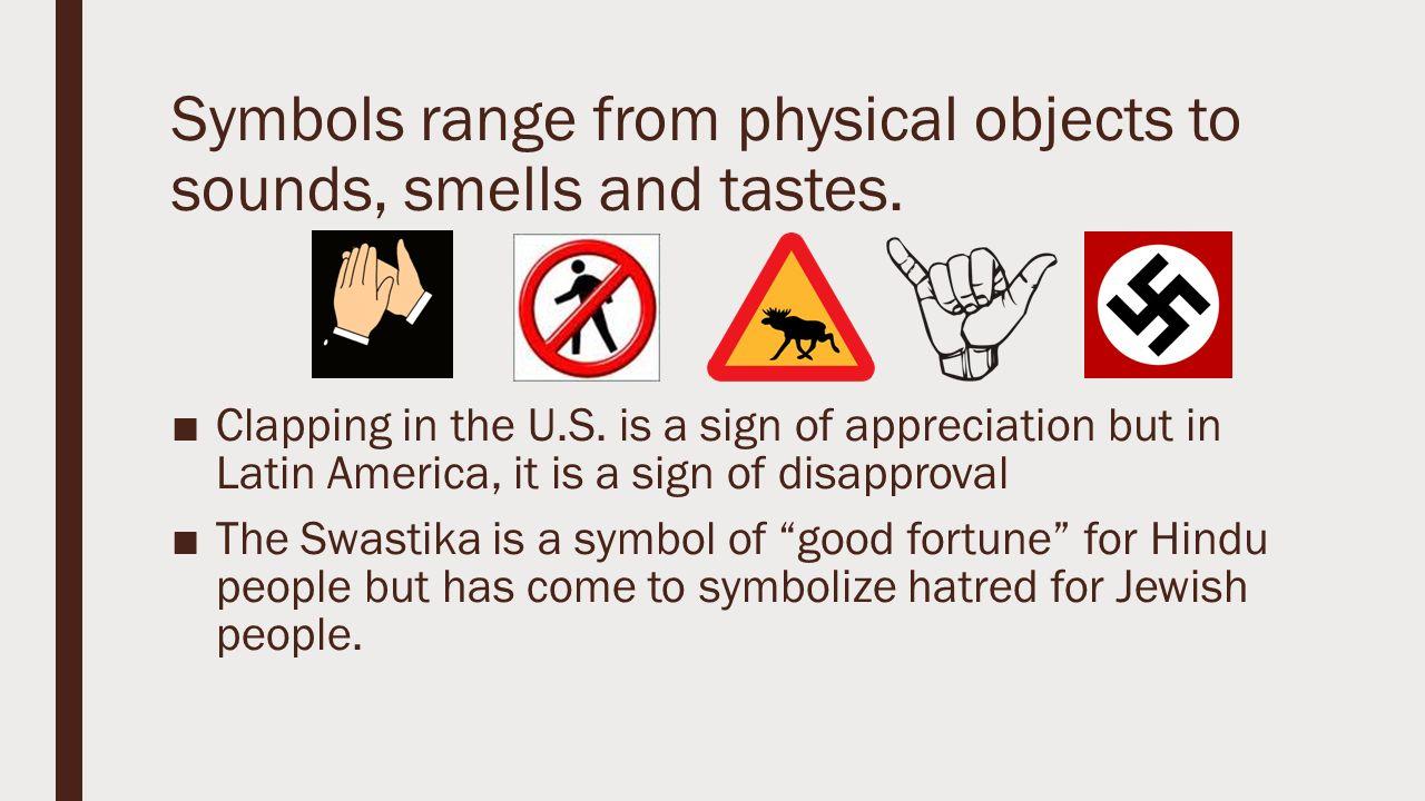 Symbols Language And Culture How Do Symbols And Language Define