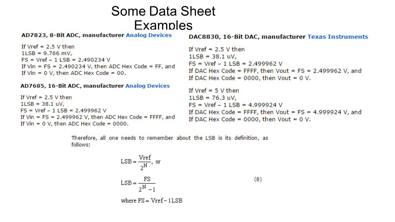 Introduction To Data Conversion Ee174 Sjsu Tan Nguyen Ppt Download