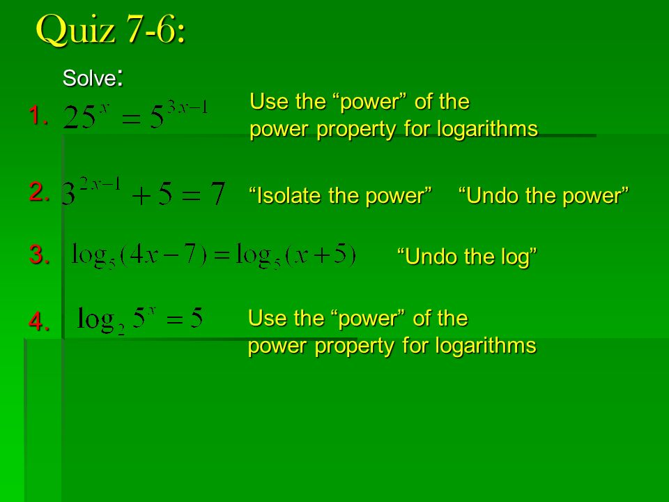 Algebra 2 Logarithmic And Exponential Word Problems Ppt Download