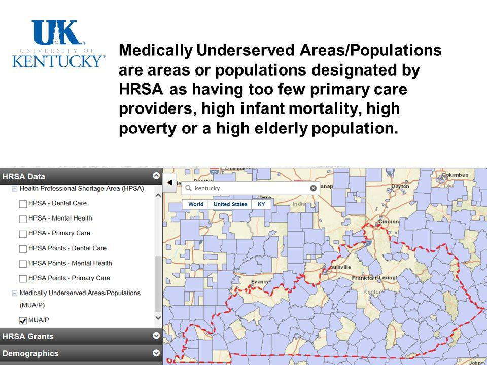 Best Kentucky Hpsa Map Printable - Map Informations - revious.info