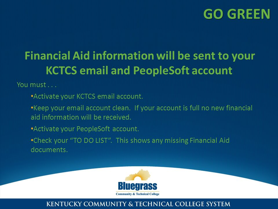 DOLLARS & $ENSE Financial Aid. FORMS TO COMPLETE Free ...