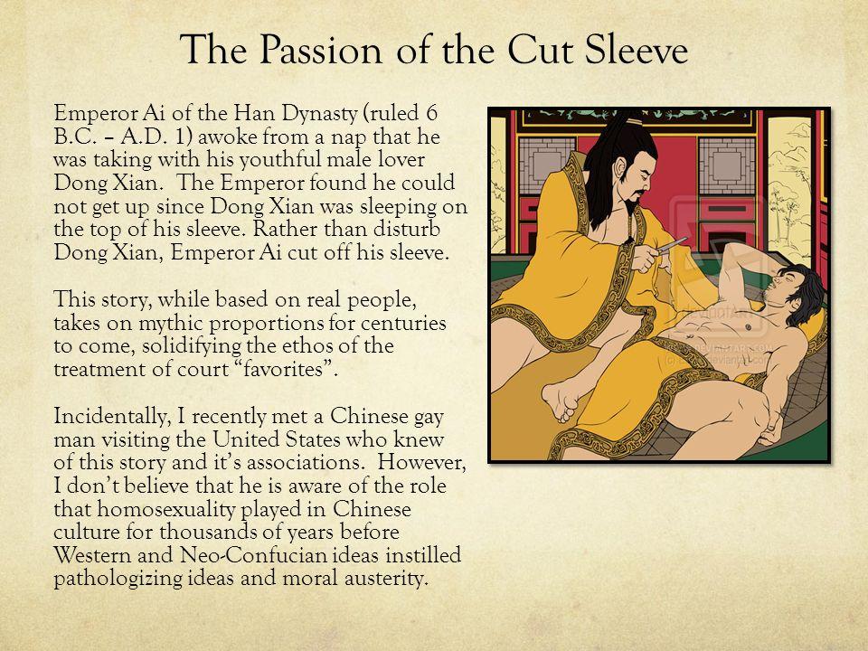Han dynasty homosexual emperors