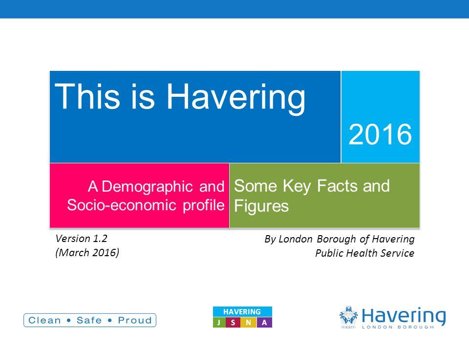 London borough havering boundaries in dating