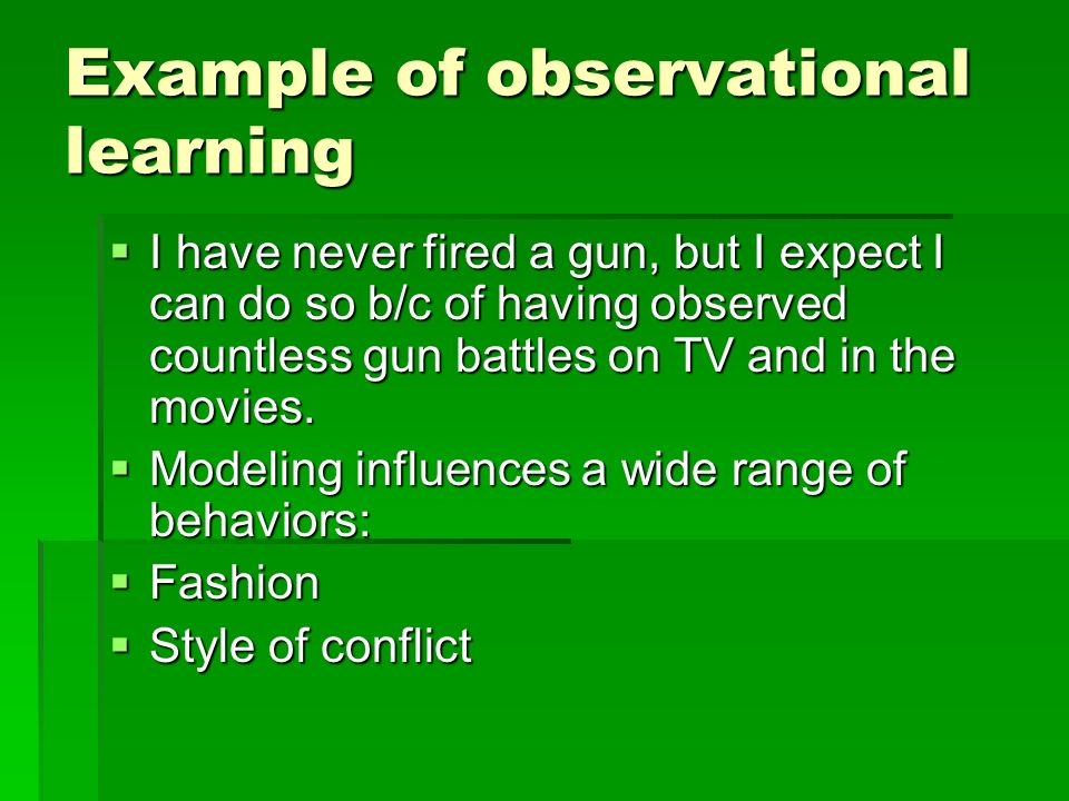 Cognitive learning theory tolman observational learning.