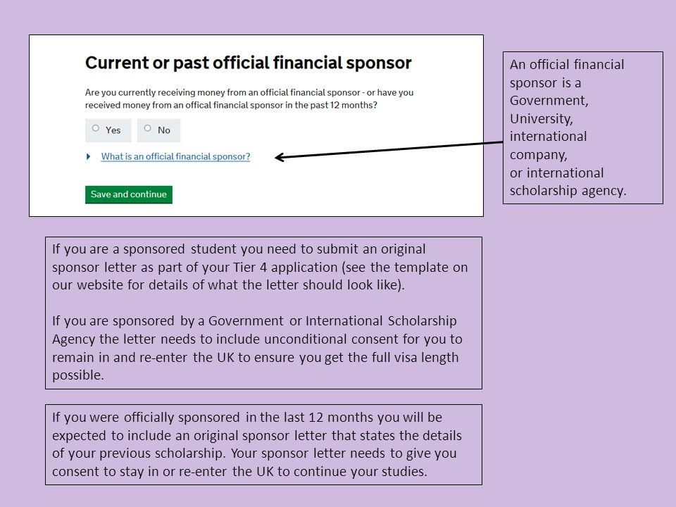 Financial Sponsorship Letter For Visa from images.slideplayer.com