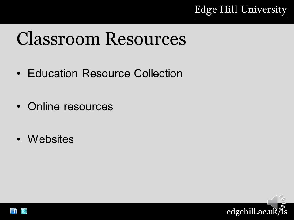 Edgehillacukls A Guide For Education Students Classroom Resources