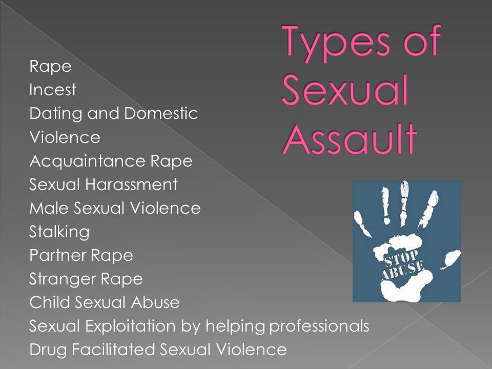 assault vs sexual molestation Sexual