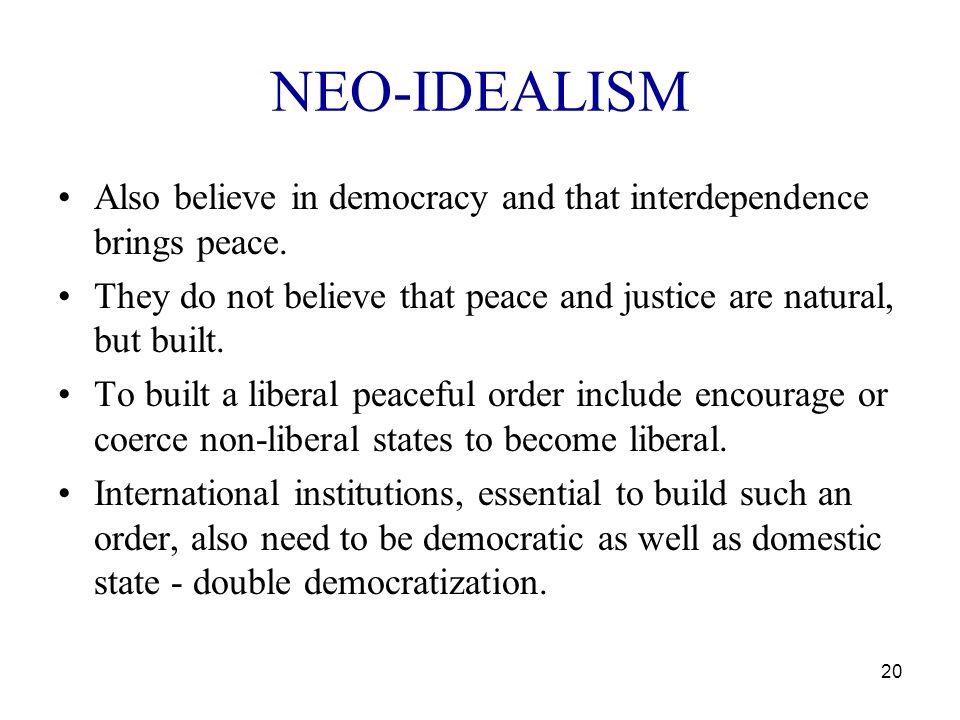 Neoidealism