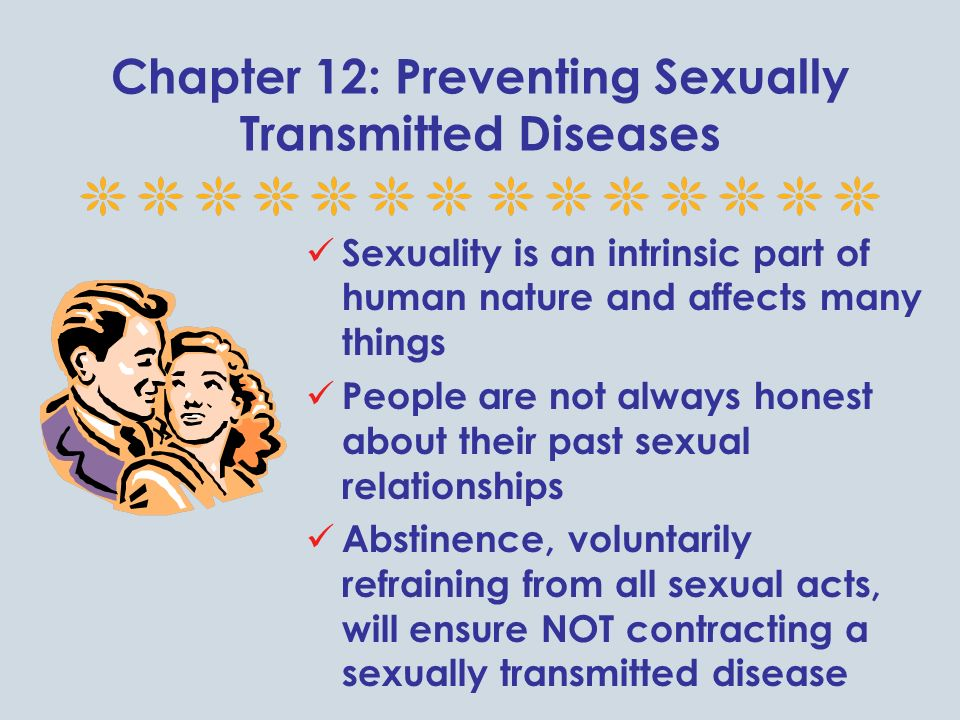 Essay about sexually transmitted diseases