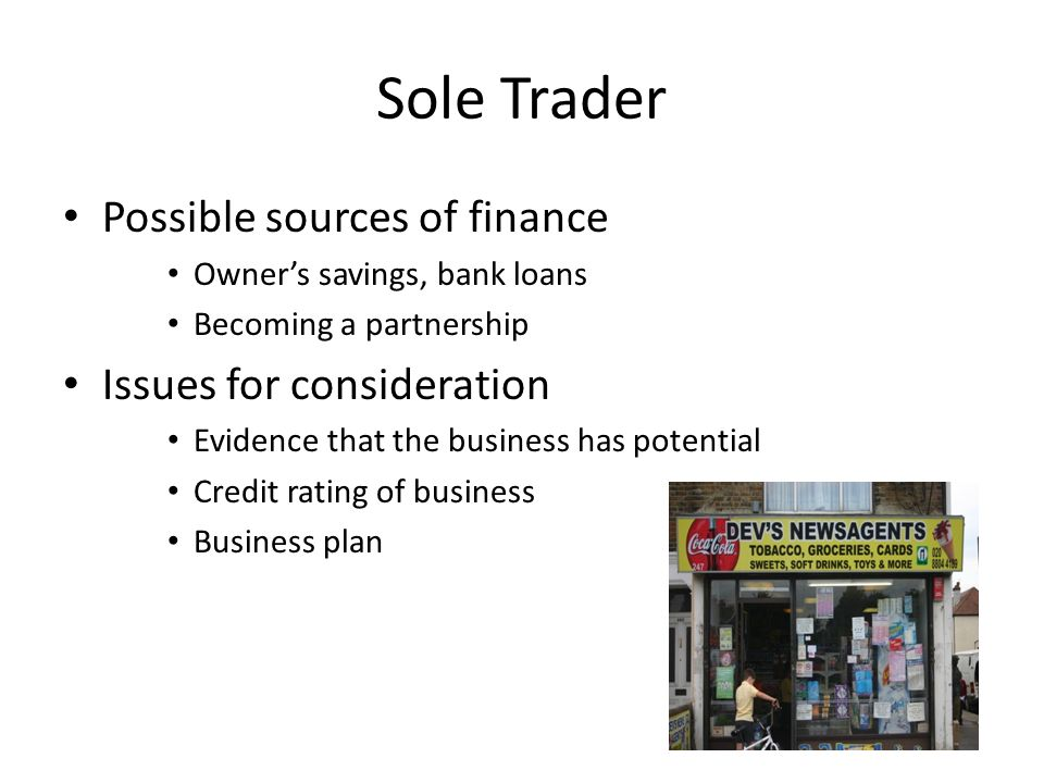 source of funds example