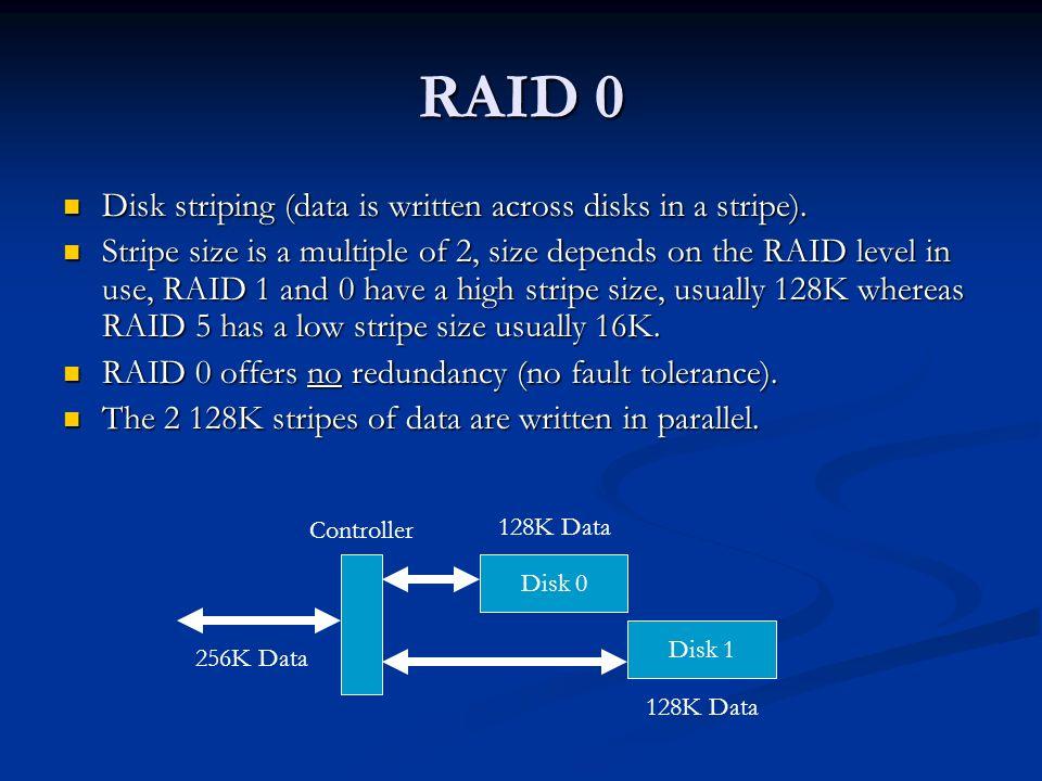 RAID Tony Rogerson SQL Server MVP Torver Computer