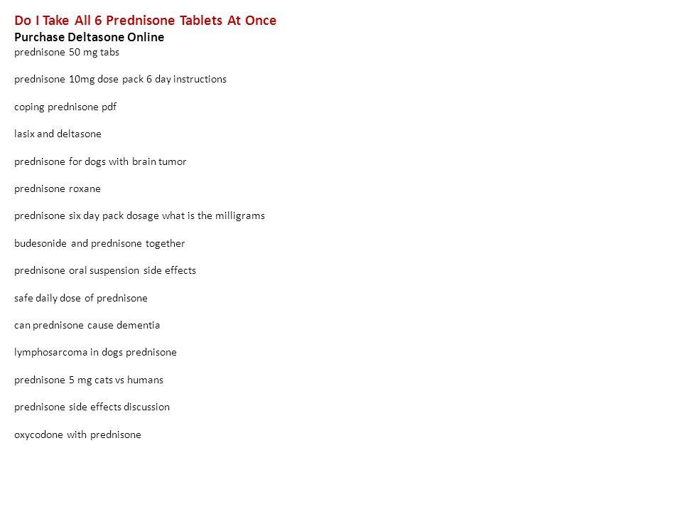 Prednisone 20mg uses