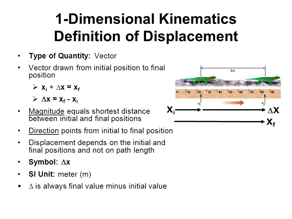 Physics 101 Lecture 02a Physics Of Motion Mechanics Ppt Download