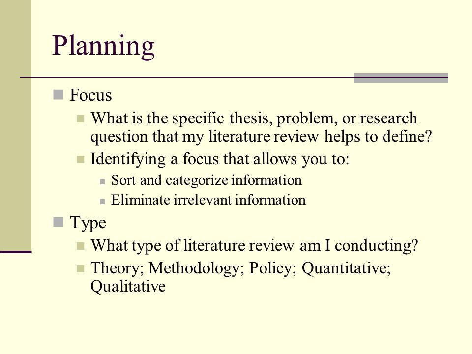 plan of research paper business intelligence