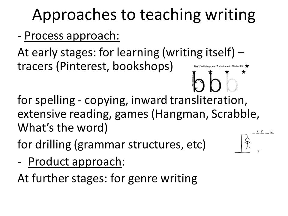 Effective Strategies For Teaching Writing Skills  - ppt download