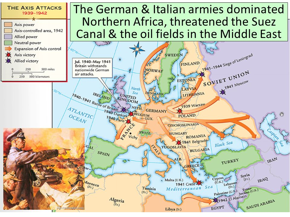 essential question what role did the united states play in 4 the german italian armies dominated northern africa threatened the suez canal the oil fields in the middle east gumiabroncs Images