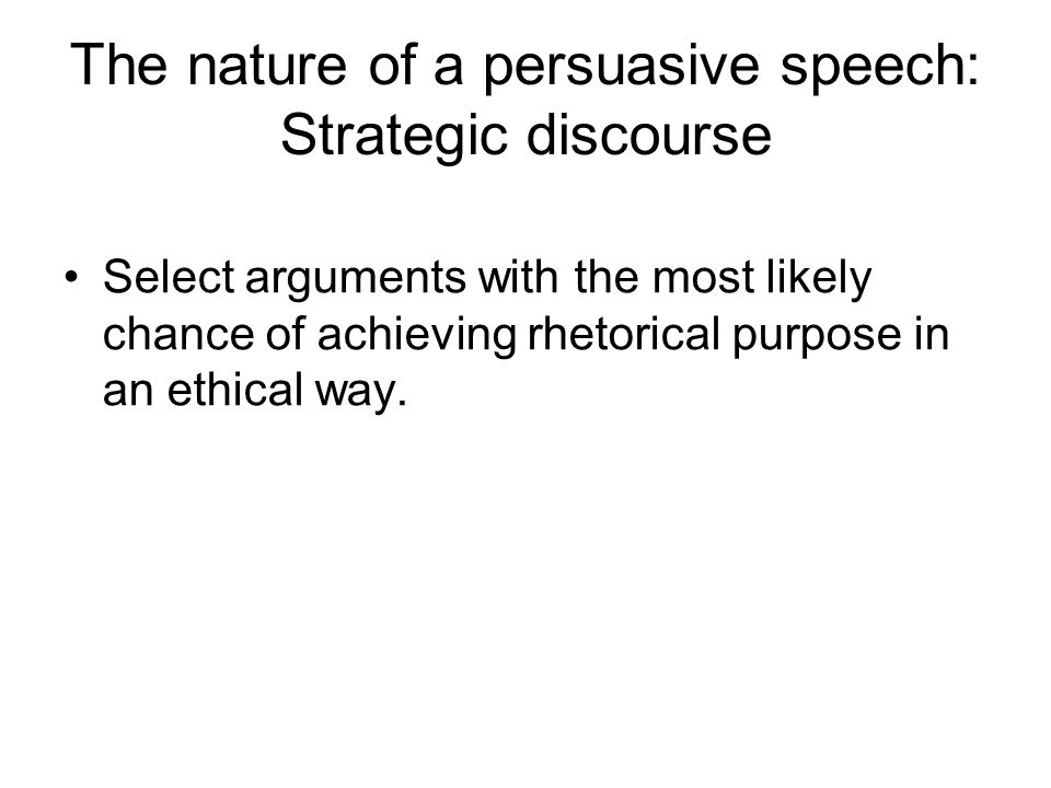 persuasive speech on social networking sites