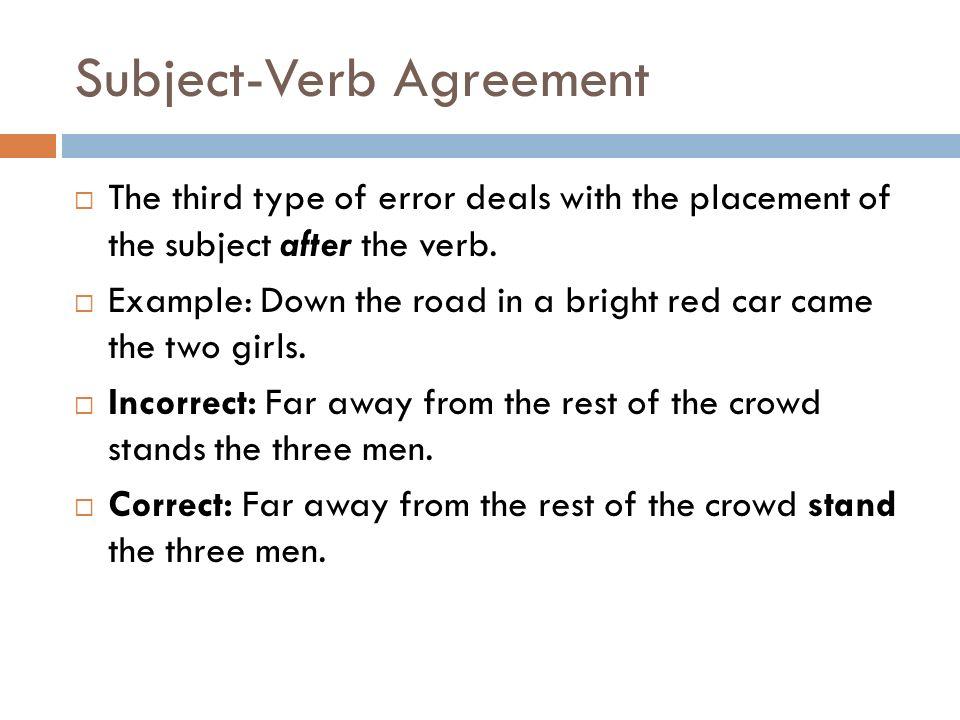 Psat Grammar Mrs Nichols English Ii Pre Ap Verb Tense Subject Verb