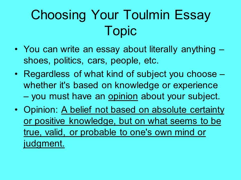 Toulmin model of argumentation english 10 court case scenario in a