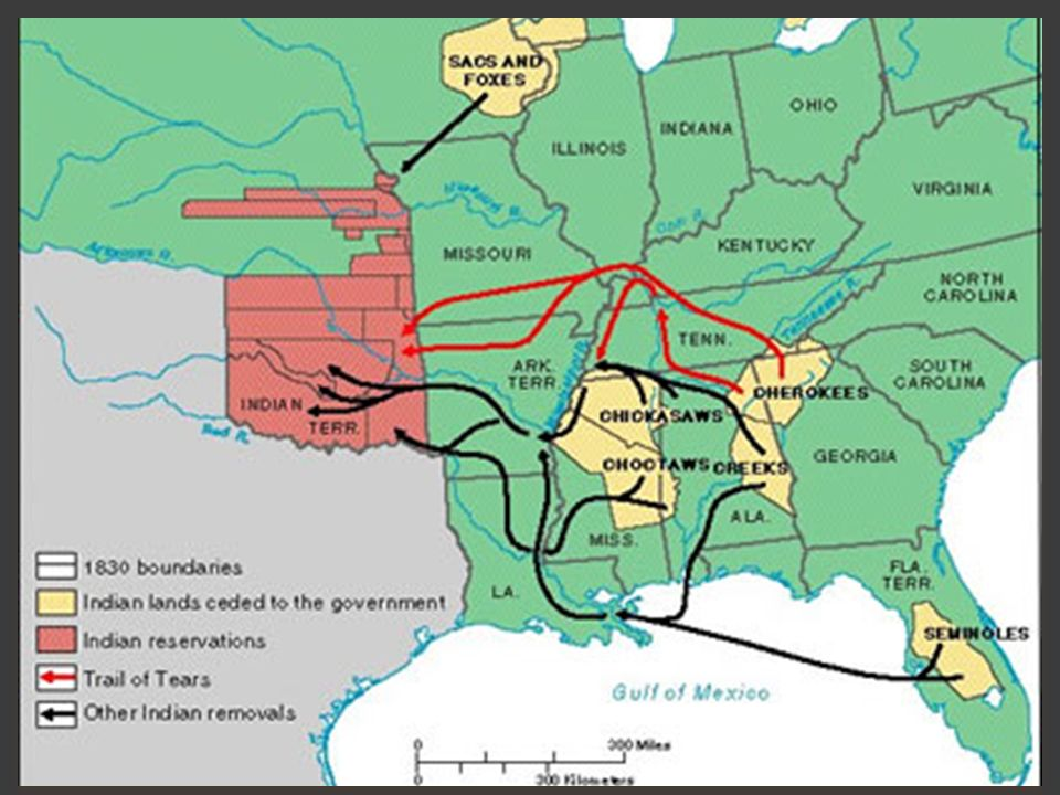 Key players of the Indian removal act - ppt video online