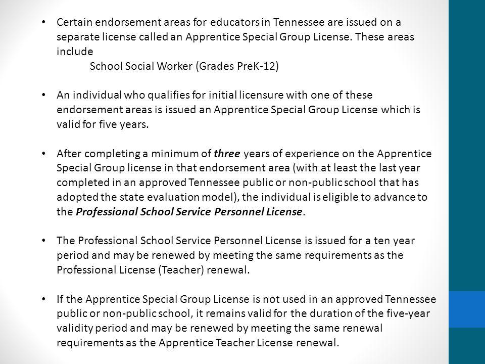 university of memphis school social work licensure programming ...