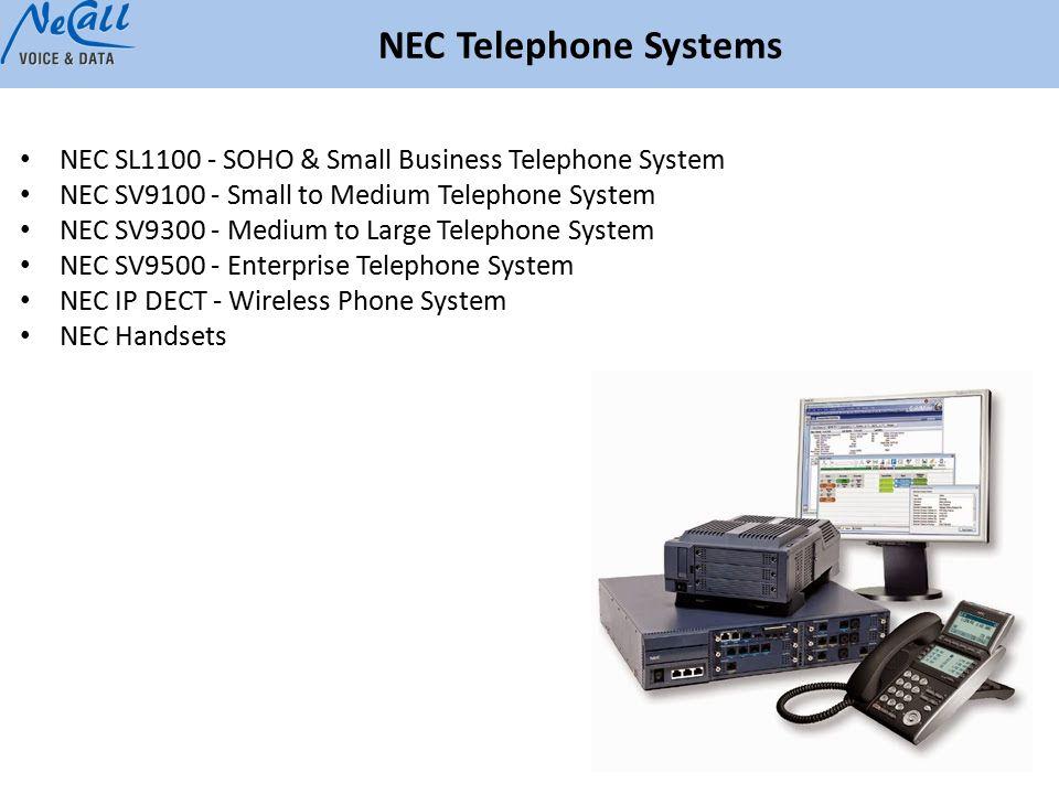 NECALL – Leading Telephone System Company In Australia