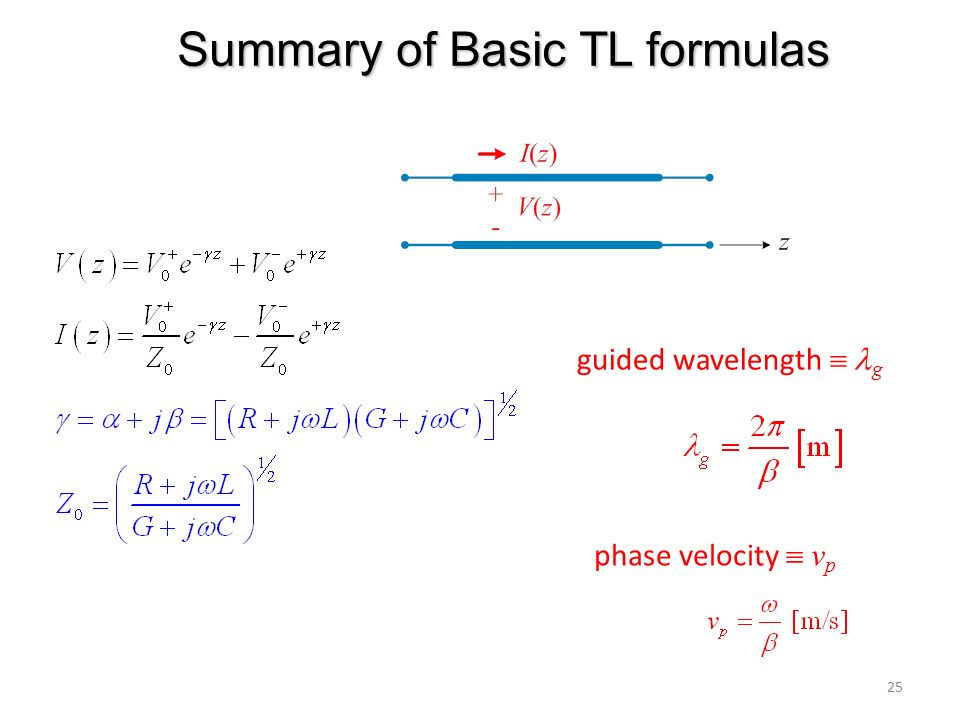 Notes 1 ece microwave engineering transmission line theory ppt.