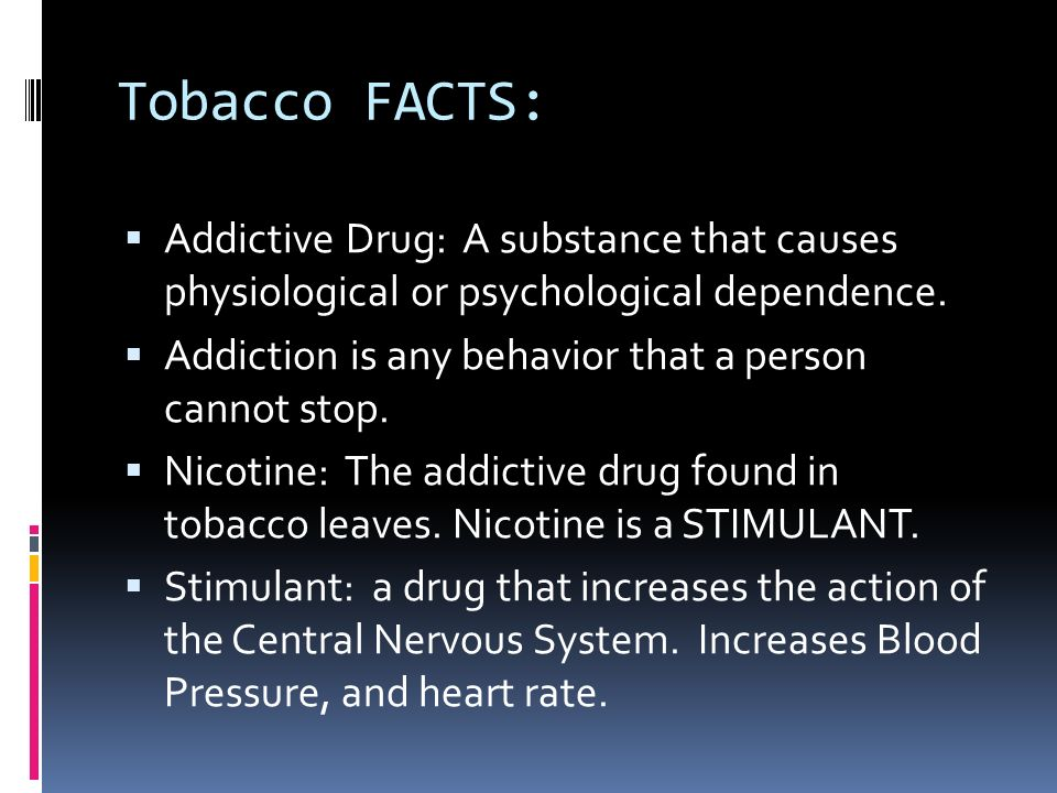 tobacco and alcohol negative impacts essay Alcohol is one of the  tips on cause and effect essay  although the instructions clearly indicate that an essay should outline the causes and impacts of.
