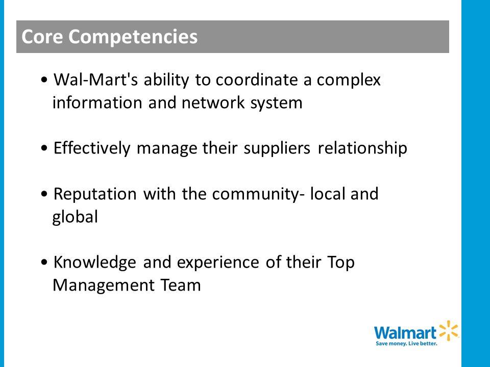 walmart competencies